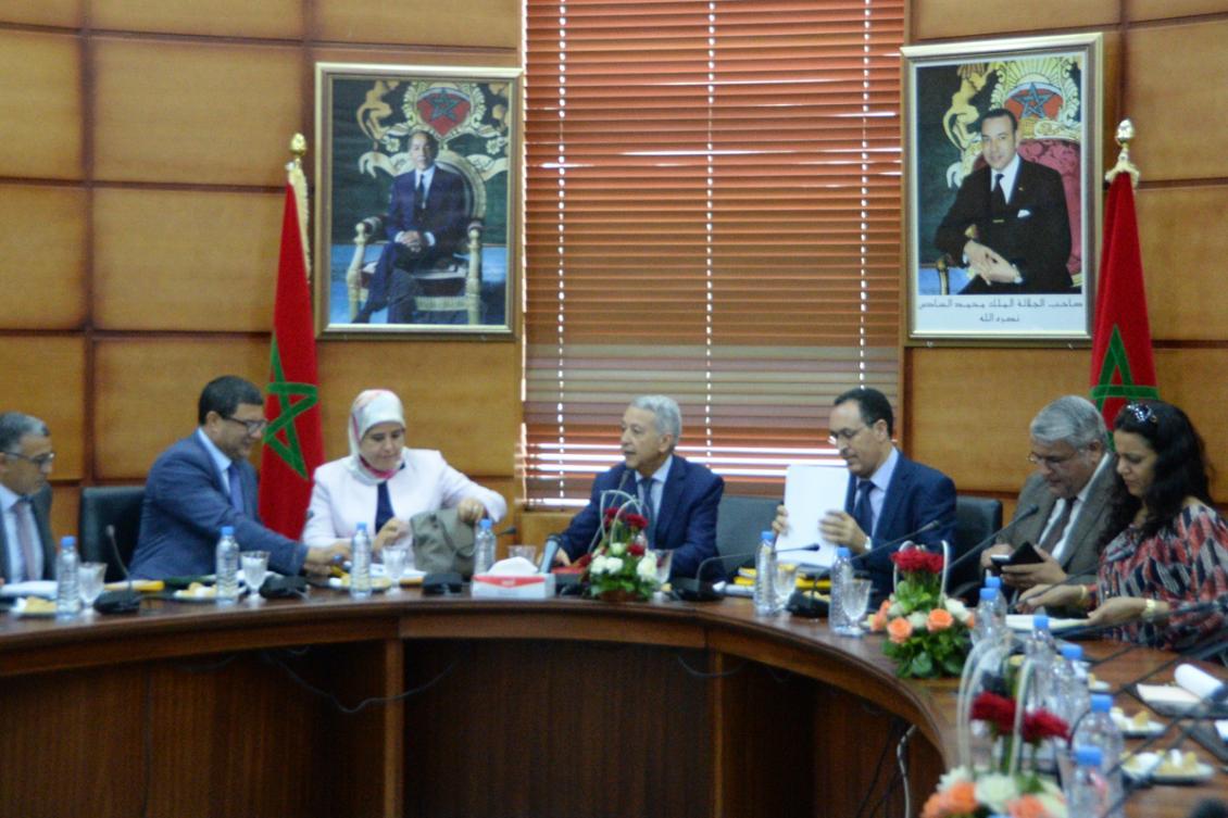 conseil d'administration de l'office du développement de la coopération