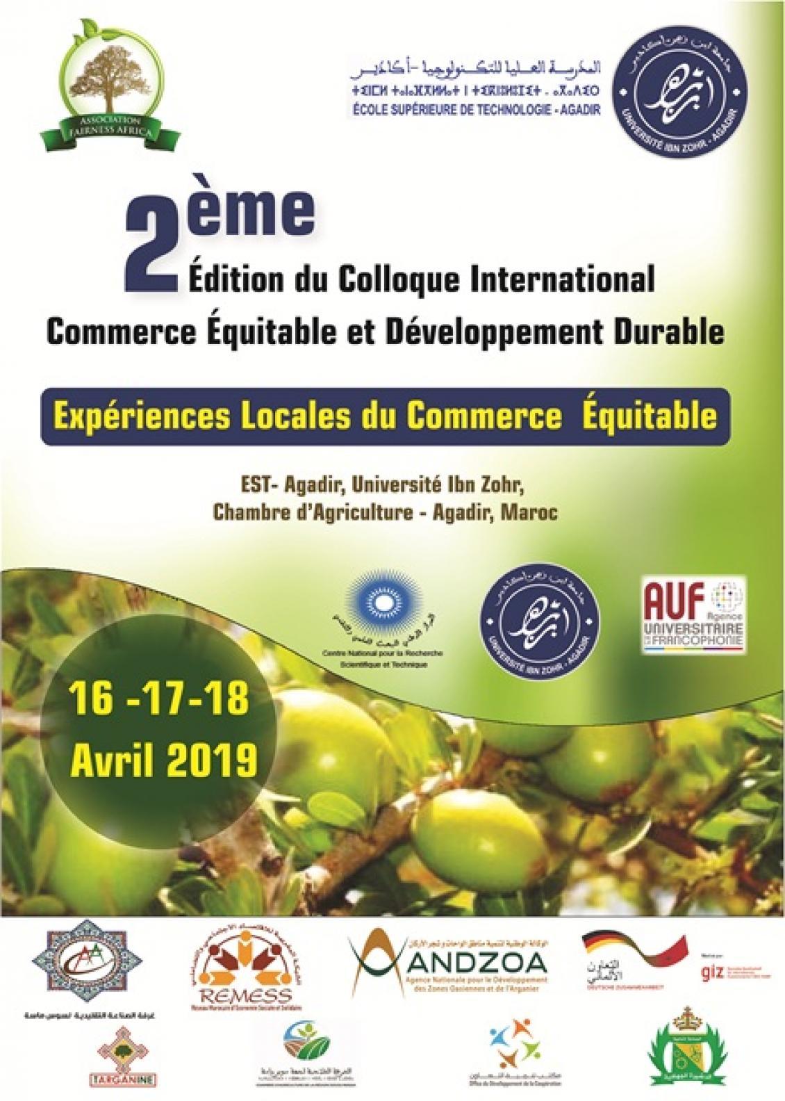 Colloque International du Commerce Équitable et Développement Durable