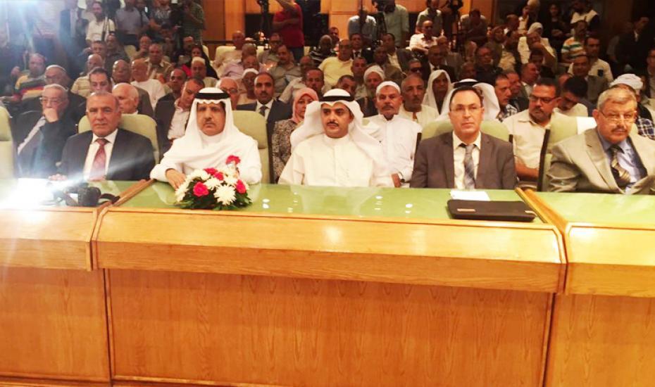 L'Office du Développement de la Coopération participe aux  travaux du 3 éme congrès général du mouvement coopératif Egyptien et à la réunion de  l'Union Coopérative Arabe.