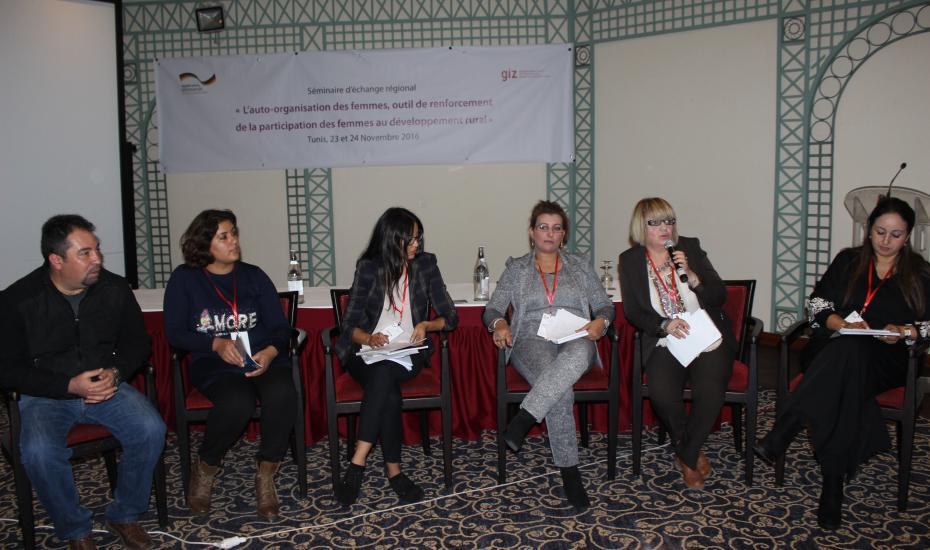 Participation de l'Office du développement de la coopération à une rencontre régionale Sur « l'autonomisation des femmes »
