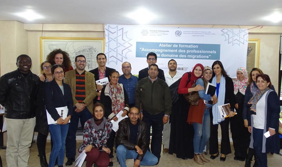 faciliter l'intégration des migrant-e-s au Maroc