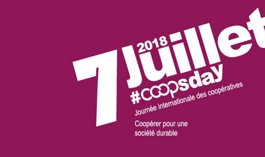 اليوم العالمي للتعاونيات