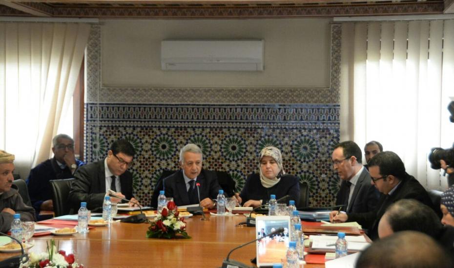 Réunion du conseil d'administration de l'Office du Développement de la Coopération