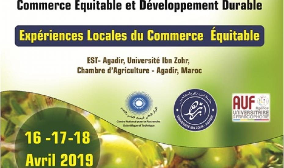 Colloque International du Commerce Équitable et Développement Durable